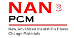 New advanced insulation phase change materials